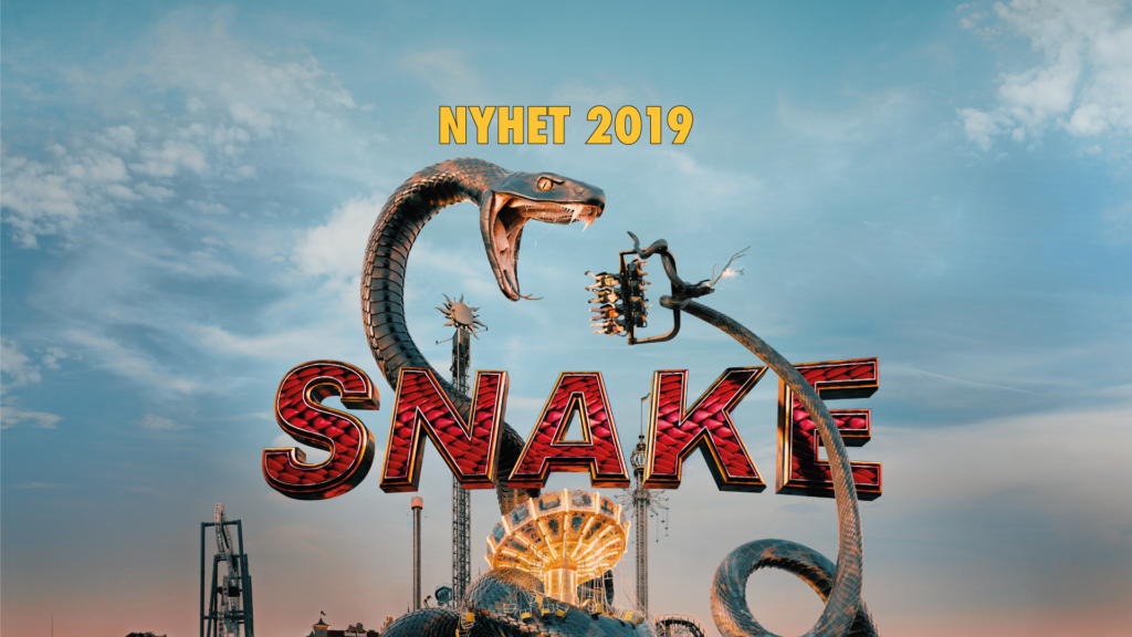 Snake är Gröna Lunds nya värstingåk