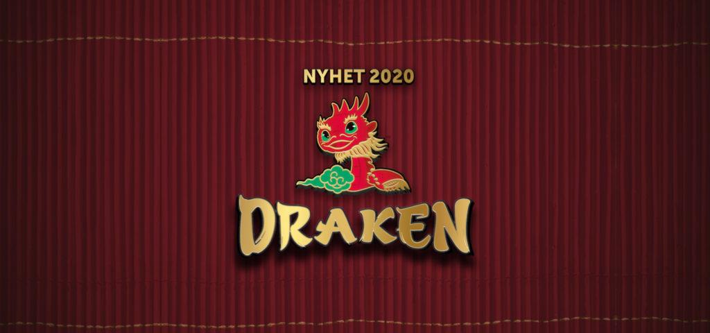 Draken – Ny attraktion på Furuvik 2020!